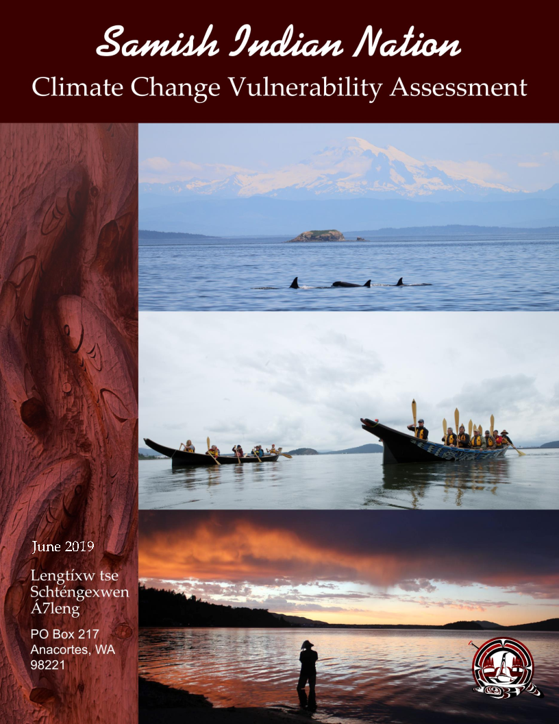Samish Indian Nation Climate Vulnerability Assessment
